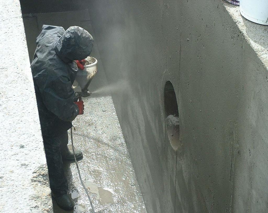 жидкая гидроизоляция бетона проникающая купить